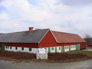 Hylla-gard-stall